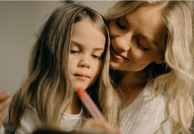 segítsd a lányodat az újévi elhatározásokban