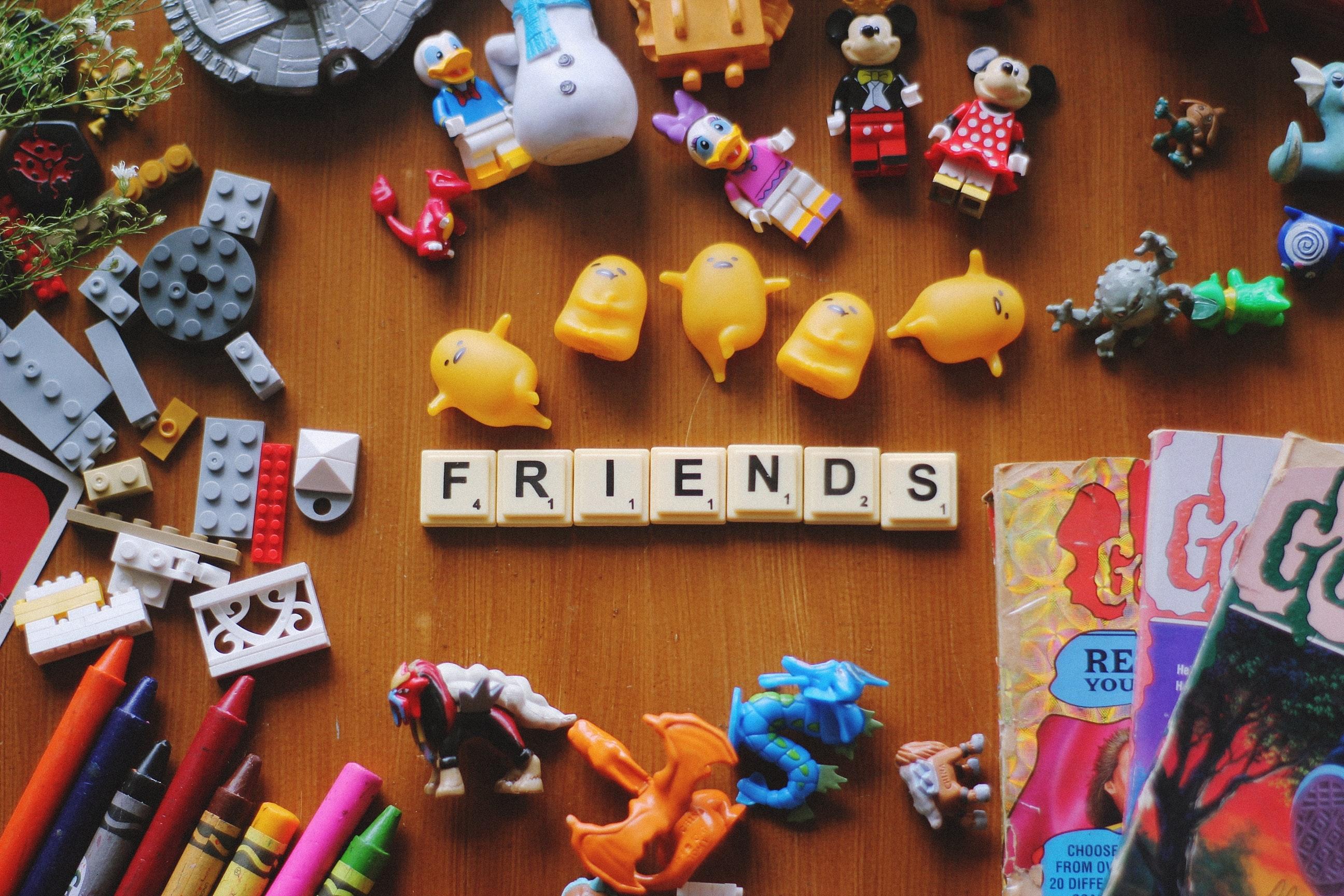 fontosak a barátok