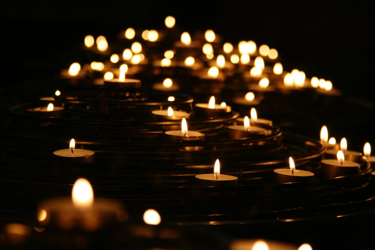 legyen esti elcsendesedés, hogy megőrizzük a békét