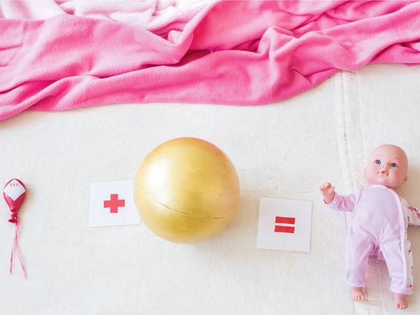 Ciklus-show: az élet egyenlete - hogyan lesz a baba?