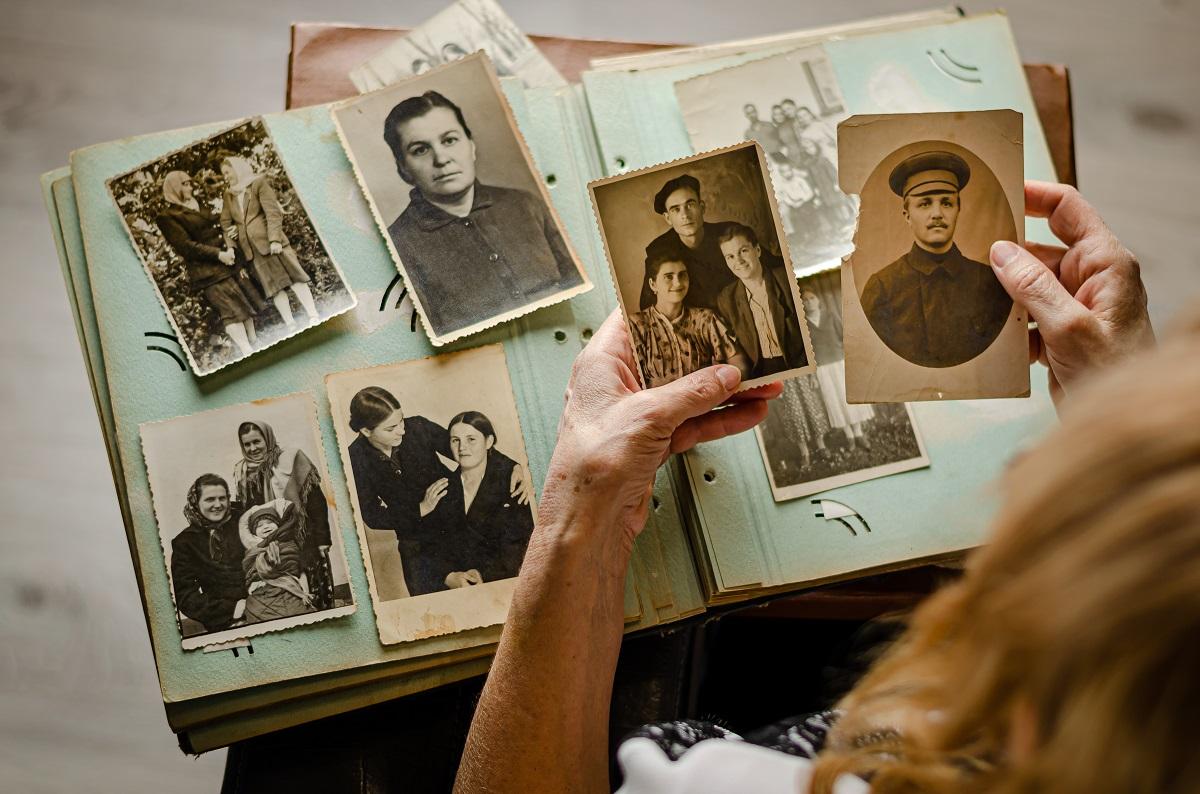 fontosak a régi családi történetek